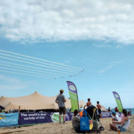 Bournemouth Air Festival: A Military & Tourist Invasion